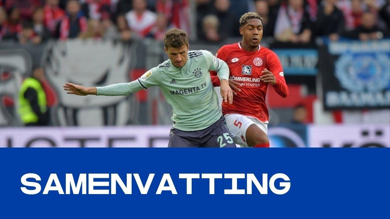 HIGHLIGHTS | Mainz 05 - Bayern München