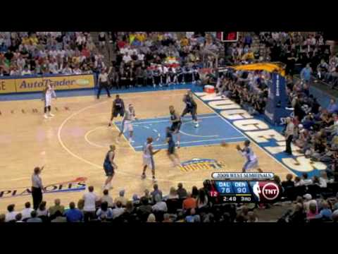Dallas Mavericks - Denver Nuggets. Second Round / Game 5 (DEN wins 4-1) [HQ]