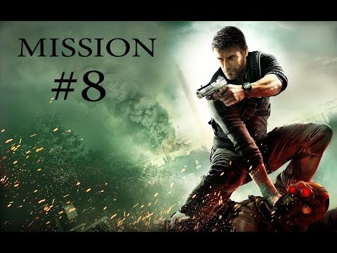 Tom Clancy's Splinter Cell Conviction  Mission 8 Third Echelon HQ Gameplay