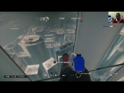 Tom Clancy's Rainbow Six: Siege copper struggles!