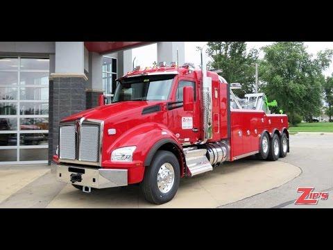 Sold 13554 2017 Century 9055 T Hd Wrecker Kw T880 W 40