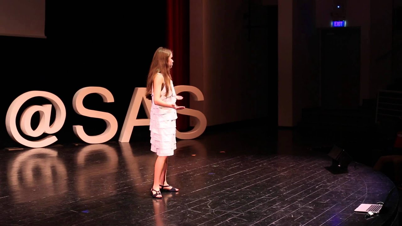 Why Relativism Will Lead to a Disintegrated Society | Vanessa Smiley | TEDxYouth@SAS