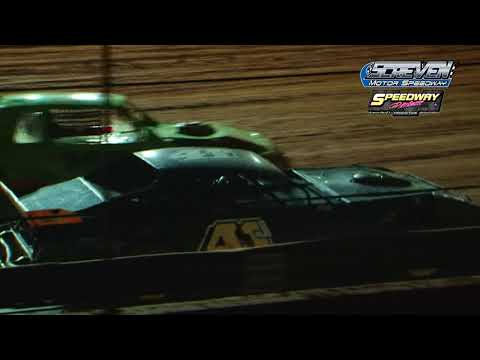 Street Stock V 8 Feature $1,000 Screven Motorsports Complex 9 8 18