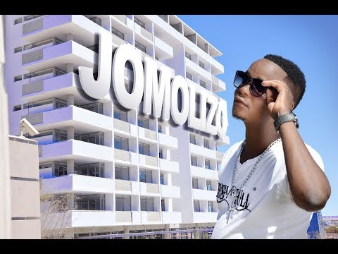 Jomolizo Ft Liina_ Kaandjetu (Official Music Video)