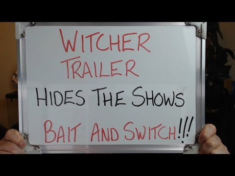NETFLIX Drops 'MAIN' Witcher Trailer and RELEASE DATE!!