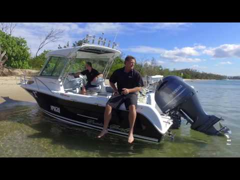 Cruise Craft 595 Explorer Boat Review