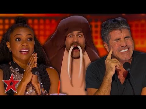 MOST OUTRAGEOUS Auditions On America's Got Talent 2019! | Got Talent Global