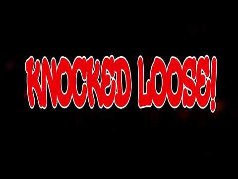 Knocked Loose FULL SET Iowa City, IA Blue Moose Tap House 10/21/17