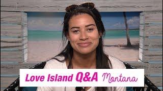 Love Island | Superdrug | Q&A | Montana
