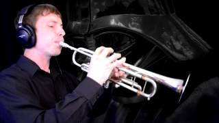 "The Imperial March (from ""Star Wars Episode V: The Empire Strikes Back"") Trumpet Cover"
