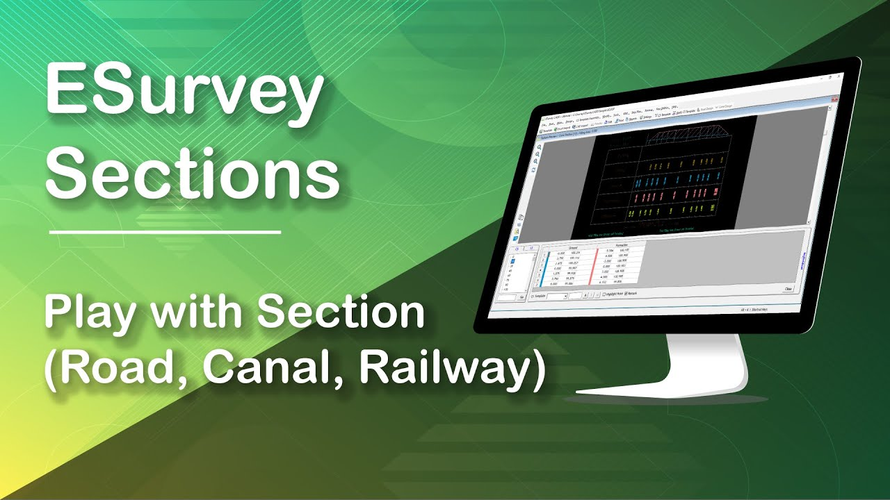 Introduction to Section Module CS and LS Volume Calculation