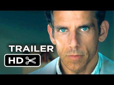 The Secret Life of Walter Mitty 6 Min EXTENDED TRAILER (2013) - Ben Stiller Movie HD
