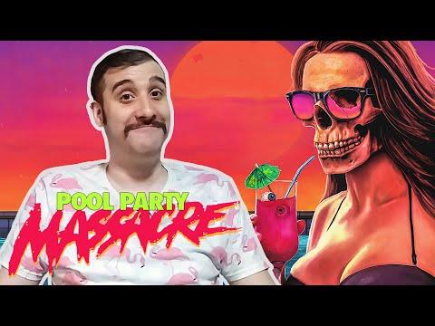 Dan vous jase de Pool Party Massacre (2017)