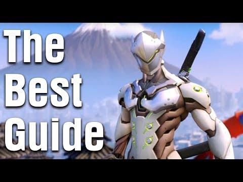 The best Genji guide - Overwatch