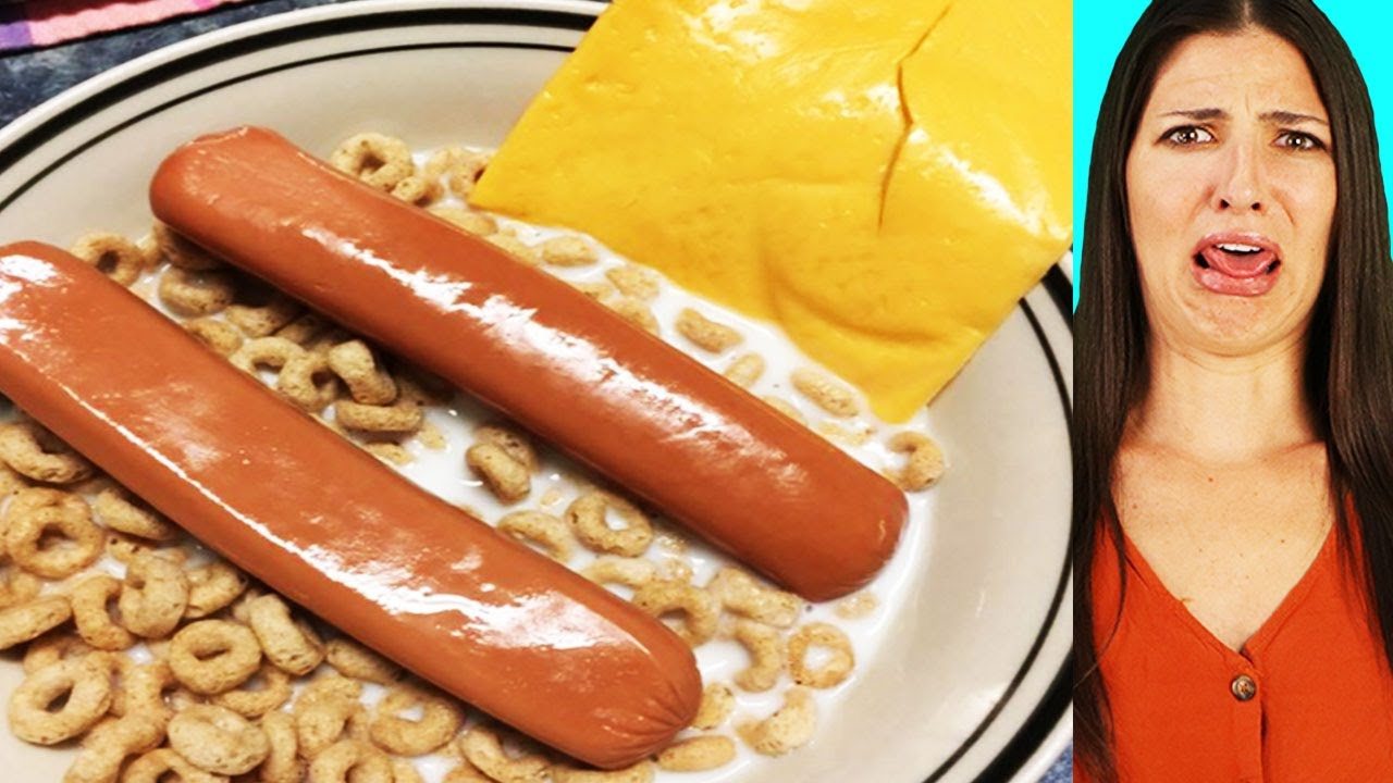 Weird Food Combinations People Actually Love