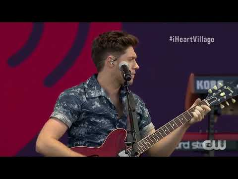 Too Much To Ask - Niall Horan (Live at IHeart Radio Village 2017)
