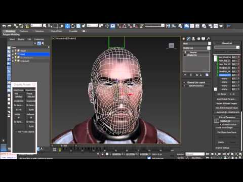 Cryengine :Character Animation(Part One)!