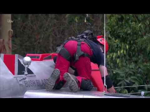 FIRST LOOK at Iain's Terrifying Space Your Fears Bushtucker Trial! on | I'm A Celeb