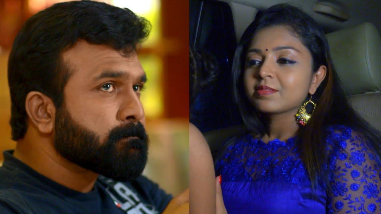 Pranayini | Meeting of Ebi and Vijay I Mazhavil Manorama