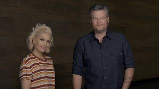Gambar cover Blake Shelton - Nobody But You (Duet with Gwen Stefani) (Behind the Scenes)