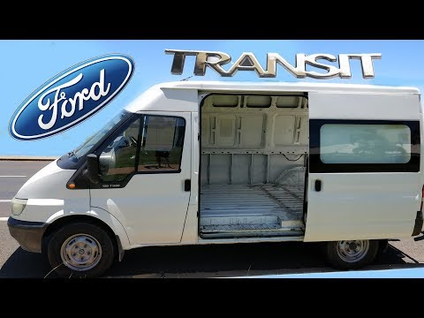 Watch This Before Buying A Transit Van !