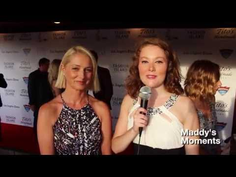 Katherine LaNasa  for the Love Is All You Need? film premiere