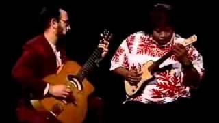 Ledward Kaapana & Bob Brozman - Blue Spanish Eyes