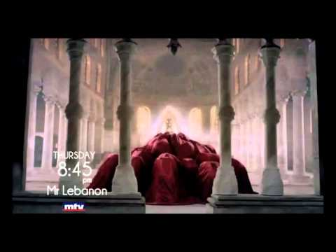 Mr Lebanon 2014 - Promo