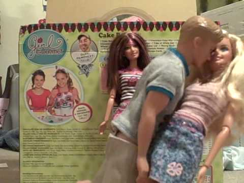 barbie and ken making out