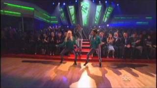 DWTS - Jason Derulo 1st performance