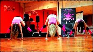 Get Free (Dubstep Remix) - BOOTY DANCE TWERK choreography by Emiliano Ferrari Villalobo ...