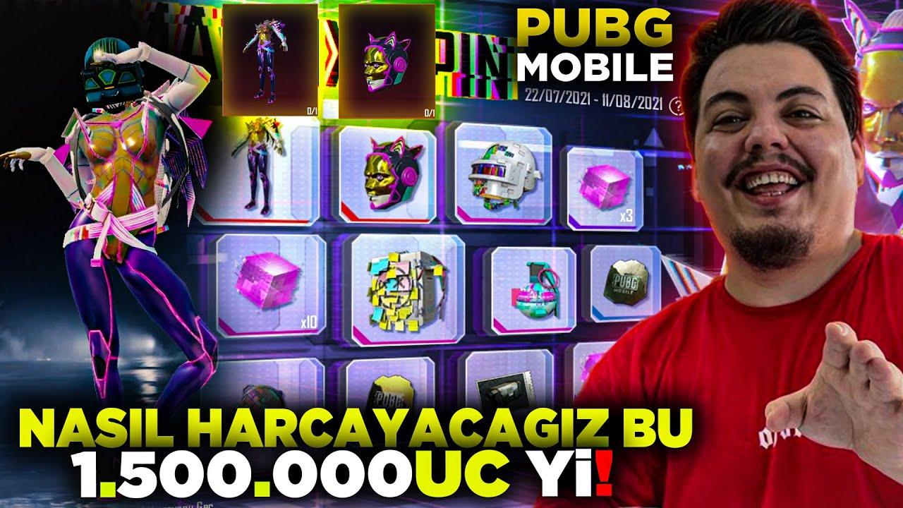 BU ŞANS İLE BU UC BİTMEZ Pubg mobile