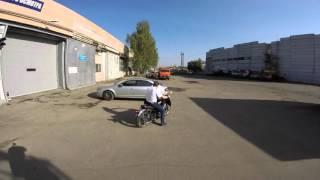 видео Как получить техосмотр на мотоцикл