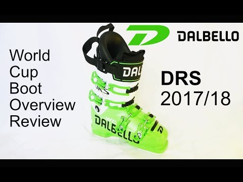 Dalbello World Cup DRS overviewreview 201718  the ski boot I use  Reilly McGlashan