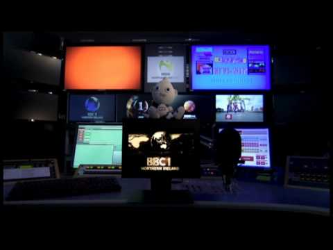 BBC ONE Northern Ireland - Final analogue announcement