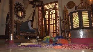 Пакистанец Билал Асиф превратил комнату в настоящий музей карандаша