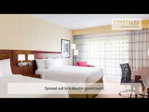 Raleigh, NC - Courtyard By Marriott - Raleigh Midtown