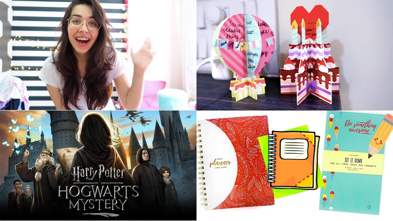 August Favourites 2018 Harry Potter Hogwarts Mystery