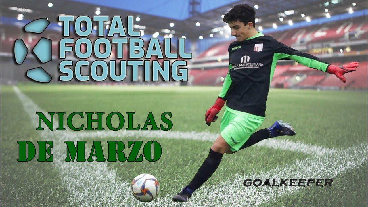 Nicholas De Marzo (2001 Italian goalkeeper)