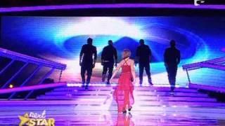 Lucan Denisa Stefania-Next Star (03 octombrie 2013)