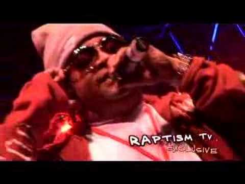 RaptismTV Exclusive STRONG ARM STEADY Live