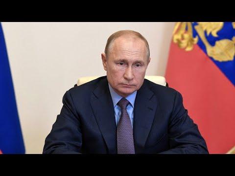 Совещание Владимира Путина по решению гуманитарных вопросов в районе Нагорного Карабаха