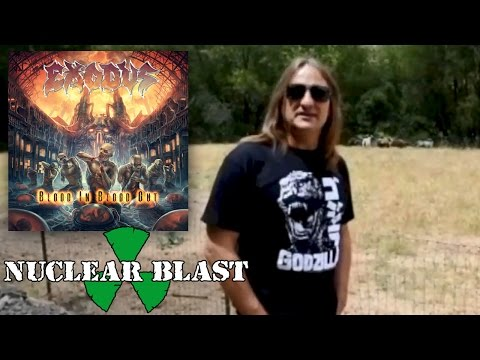 EXODUS - Blood In, Blood Out: PART 5 - Making of Album (OFFICIAL TRAILER)