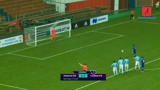 Казахстан U18 - Словения U18 2:0 ● Мемориал Гранаткина - 2017 (Видеообзор голов)