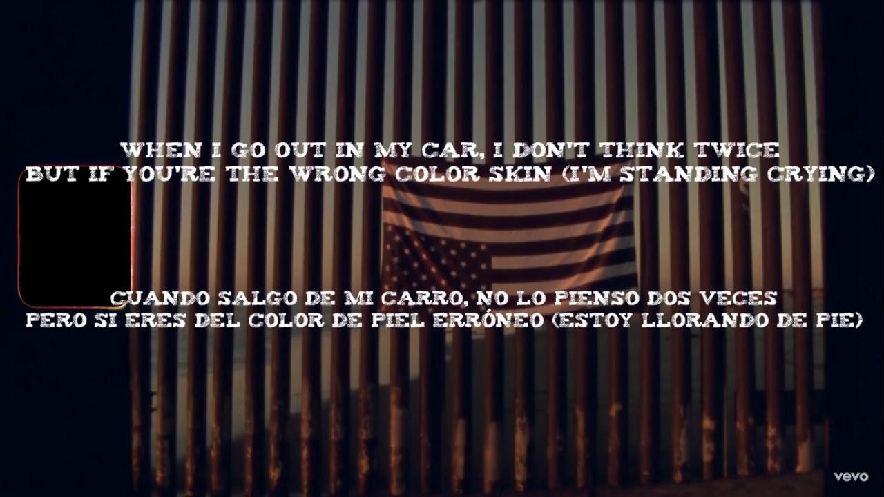 land of the free killers lyrics