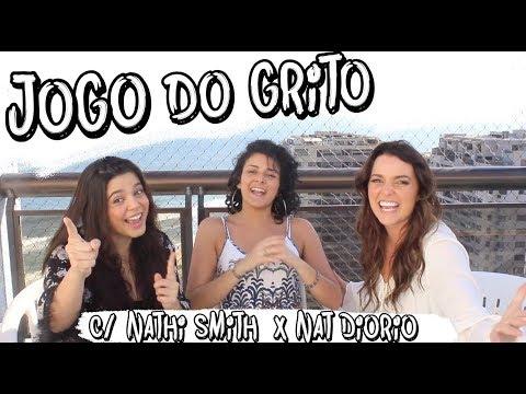 JOGO DO GRITO! ft. Nathi Smith e Nathy Diorio