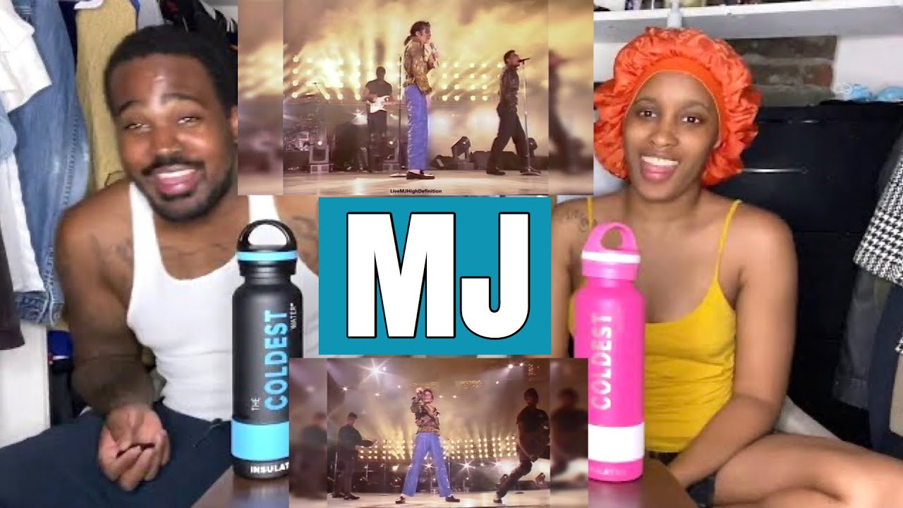 Michael Jackson - Workin' Day And Night - Live Bremen 1992 - HD (Reaction) #MichaelJacksonReaction