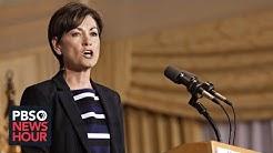 WATCH: Iowa governor gives coronavirus update -- April 20, 2020