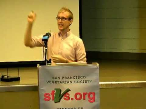 "Michael Weber, FARM ""Sustained Vegan Advocacy -- A Revolutionary Approach to Animal Consumption"""