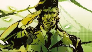 Why Snake Eater Has the Best Metal Gear Solid Boss Fights